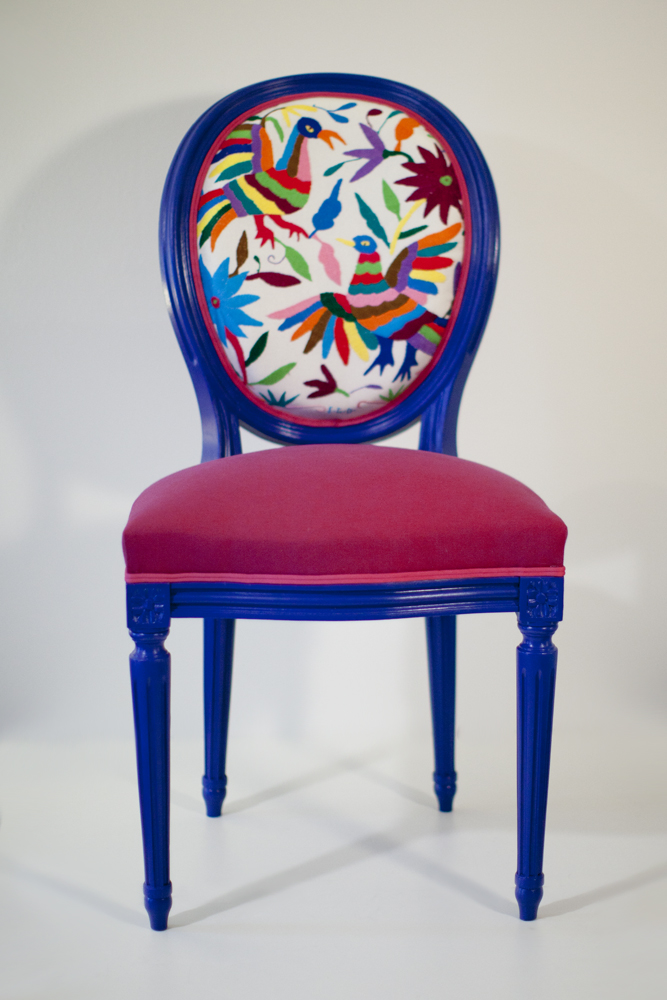 Chaise Frida Otomi by ViBamos