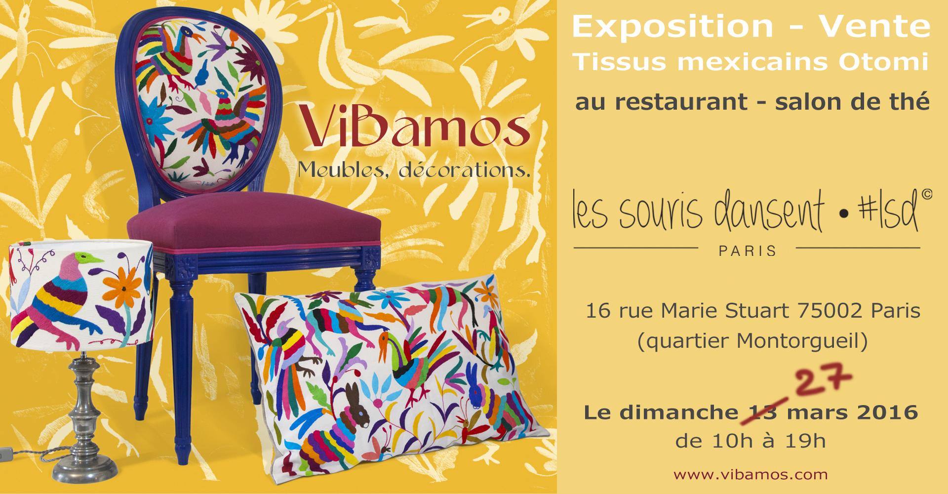 ViBamos Les Souris Dansent exposition