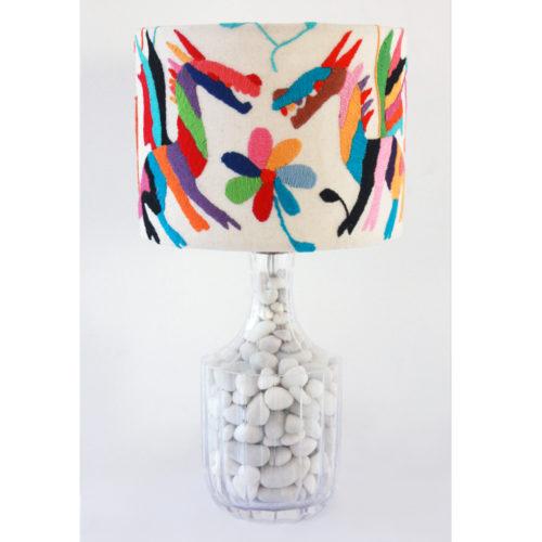 Lampe Nid de dragon Otomi ViBamos