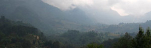 La ville de Tenango de Doria se situe à 1 660 m au dessus du niveau de la mer.